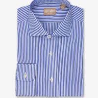 Images_Gitman Bros - Dress Shirts - Widespread Bengal Stripe Blue - 5.11.15