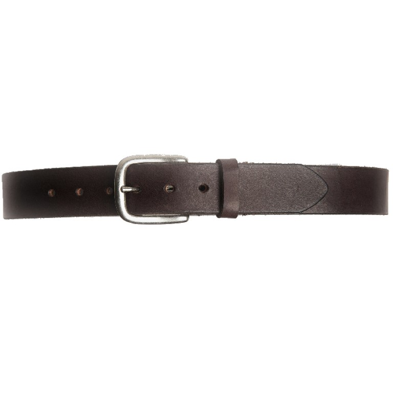 3Sixteen_Categories_Belts and Suspenders_Images_Heavyweight Stitched Belt Brown 4.14.15