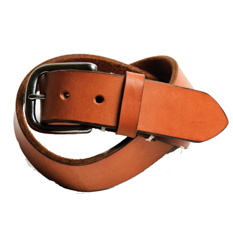 3Sixteen_Categories_Belts and Suspenders_Images_Heavyweight Stitched Belt Golden 2 4.14.15