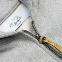 3Sixteen_Categories_Sweatshirts_Images_Heavyweight Hoody Grey 2 4.14.15