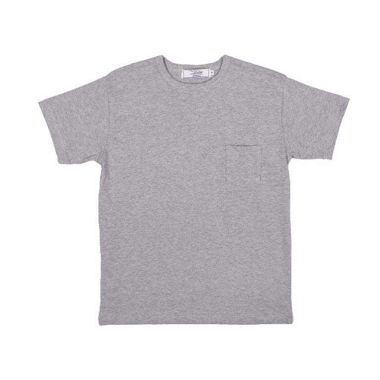 3Sixteen_Categories_T-Shirts_Images_Heavyweight Plain T-Shirt Grey 4.14.15