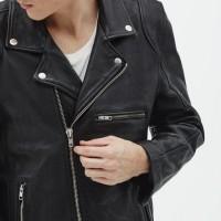 Baldwin Denim - Coats and Jackets - The Johnny in Black 1.19.16