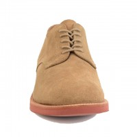 Images_Brooklyn Boot Company - Belmont Derby Tan Suede Front - 5.12.15
