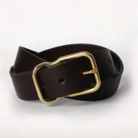 Imogene + Willie - Belts and Suspenders - brown emil erwin signature belt 1.23.16