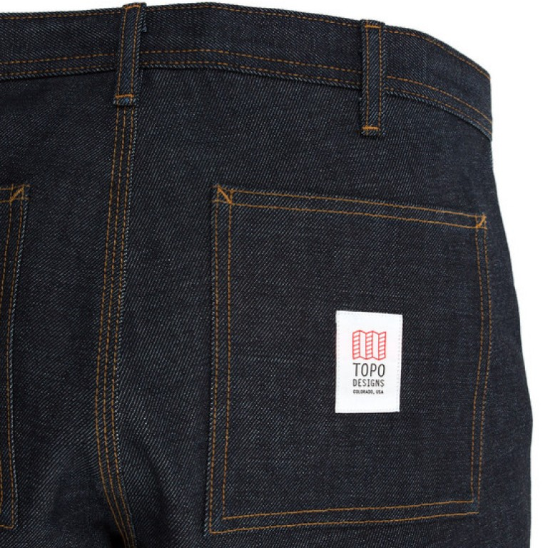 Topo Designs - Jeans - Denim Work Pant - Back Pocket - 5.18.15