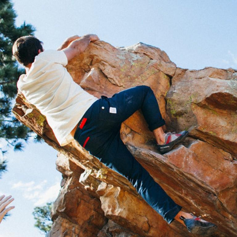 Topo Designs - Pants - Navy Climb Pants