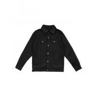 3sixteen - Coats and Jackets - Type 3s Denim Jacket Double Black