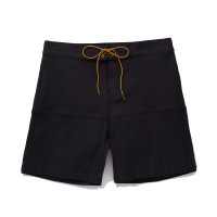 Almond Surfboards - Swimwear - Lumberjack Trunks Black
