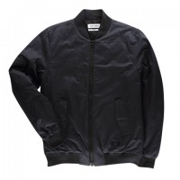 Aloha Sunday - Coats and Jackets - Bellows Black