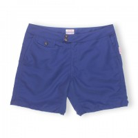 Aloha Sunday - Swimwear - Lanikai 16in Deep Blue Swim Shorts