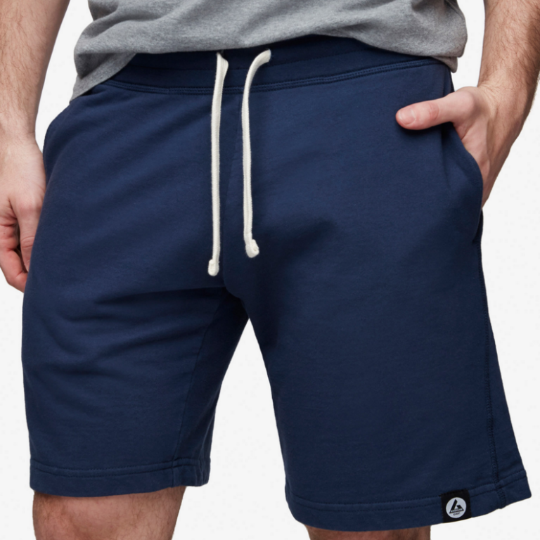American Giant - Athletic - Essential Short Navy