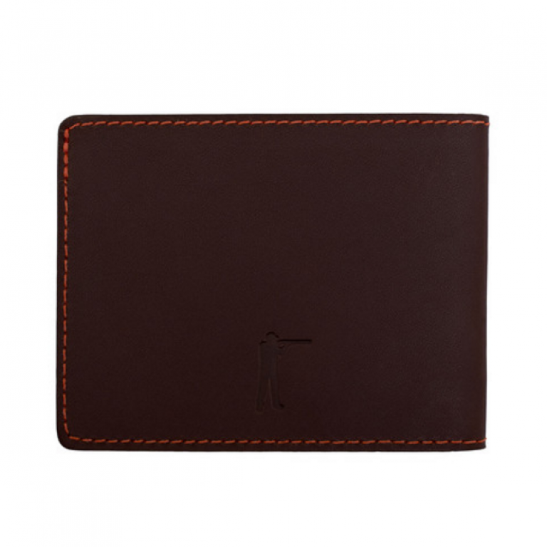 Ball and Buck - Bags and Wallets - The-Bi-Fold-Wallet-Brown