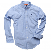 Ball and Buck - Casual Button Down Shirts - The-Hunter-Shirt-Blue