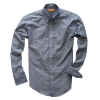 Ball and Buck - Casual Button Down Shirts - The-Scout-Shirt-Chambray