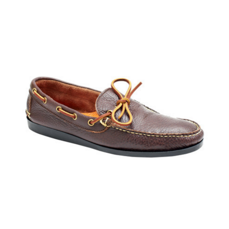 Ball and Buck - Casual Shoes - The-Bison-Camp-Moc-Chocolate-2