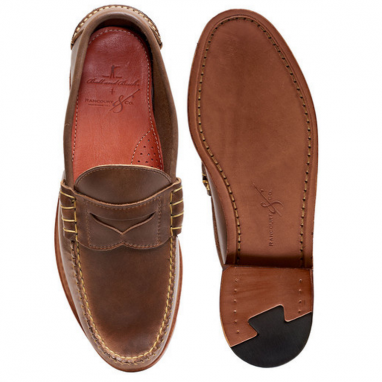 Ball and Buck - Casual Shoes - The-Loafer-Natural