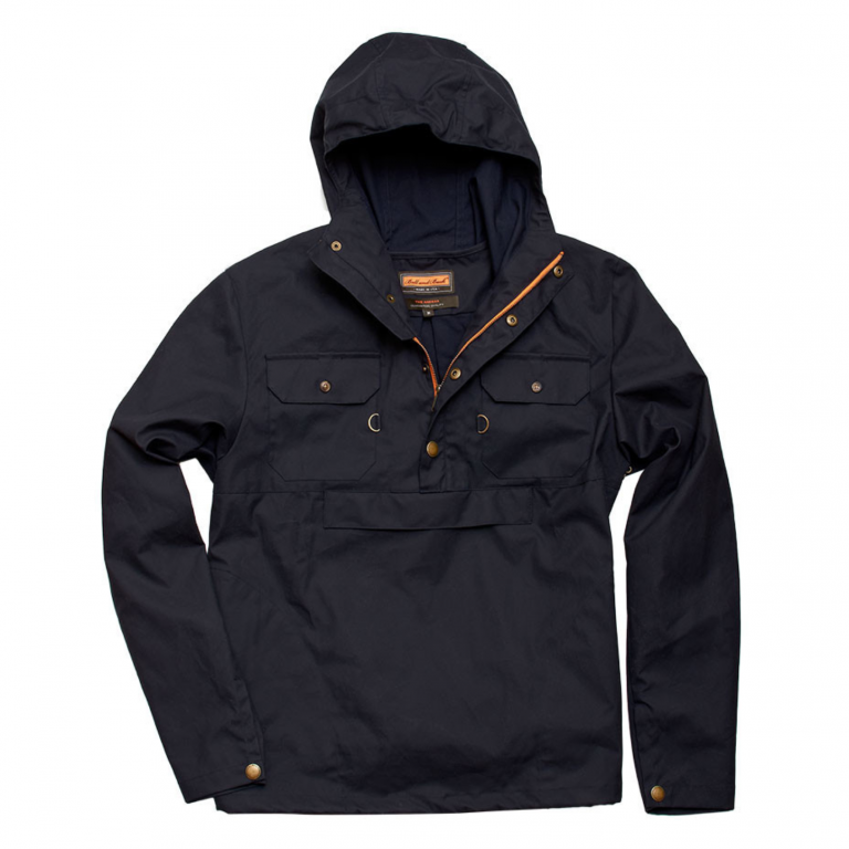 Ball and Buck - Coats and Jackets -The-Anorak-Navy