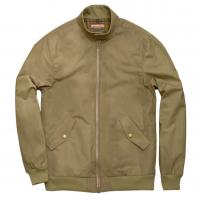 Ball and Buck - Coats and Jackets -The-Harrington-Jacket-Khaki