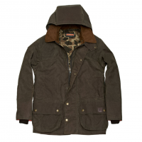 Ball and Buck - Coats and Jackets -The-Upland-Jacket-Brown