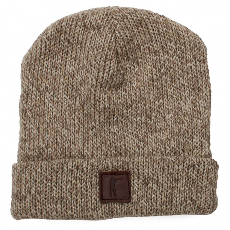 Ball and Buck - Hats - Roger-Knit-Hat-Wool-Oatmeal-Ragg