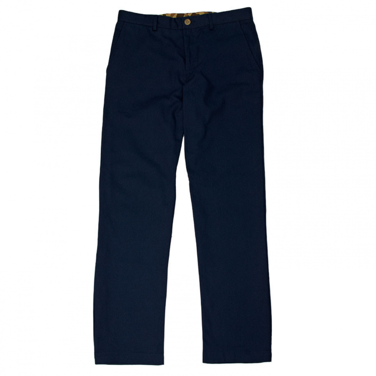 Ball and Buck - Pants -The-8-Point-Duck-Cotton-Pant-Navy