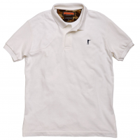 Ball and Buck - Polos - The-Polo-White