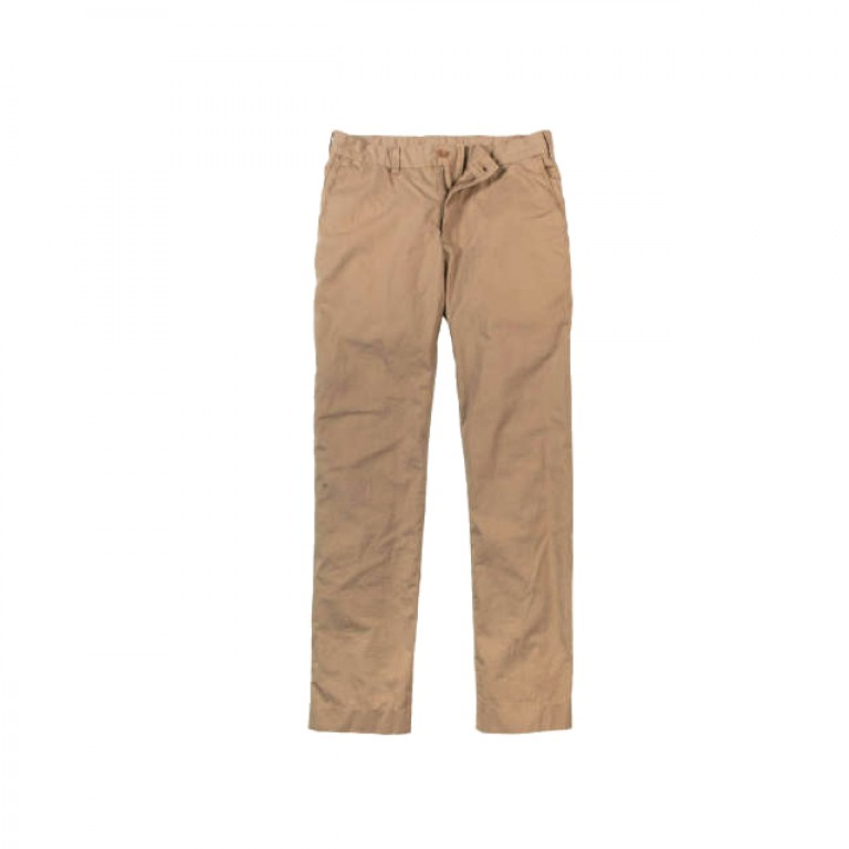 Bills Khakis - Pants - Poplin M3 Pant Camel