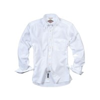 Bills Khakis_Categories_Casual Button-Down Shirts_Images_Washed Oxford White 4.26.15