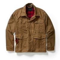 filson westlake waxed coat