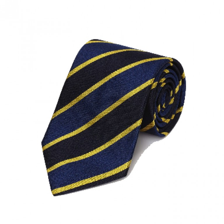 Gitman Bros - Ties and Pocket Squares - Regimental Tie Essex Regiment