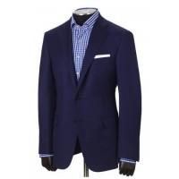 hickey freeman navy blue blazer