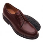 alden moccasin toe blucher