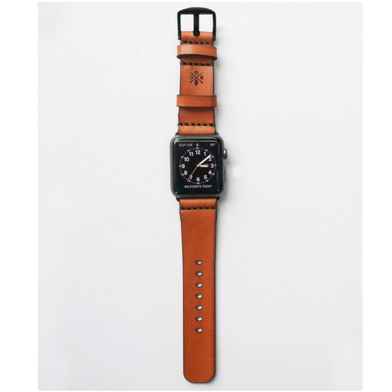 apple watch band tan_grande