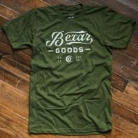 signature bexar goods co t shirt
