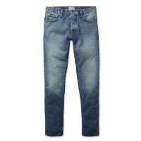 buck mason denim standard fit boss wash jeans