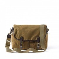 filson tan camera field bag