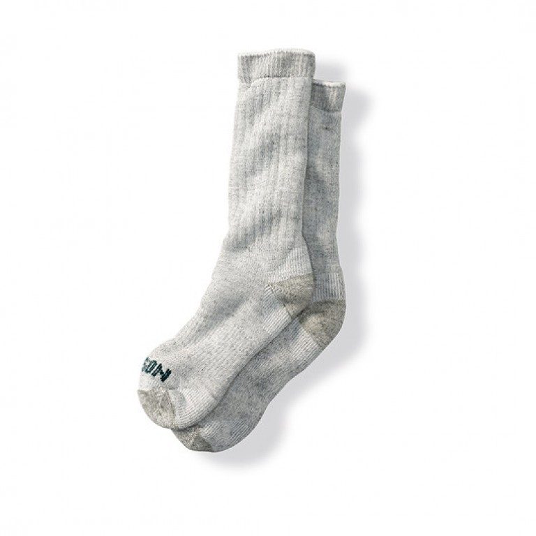 filson heavyweight traditional crew sock
