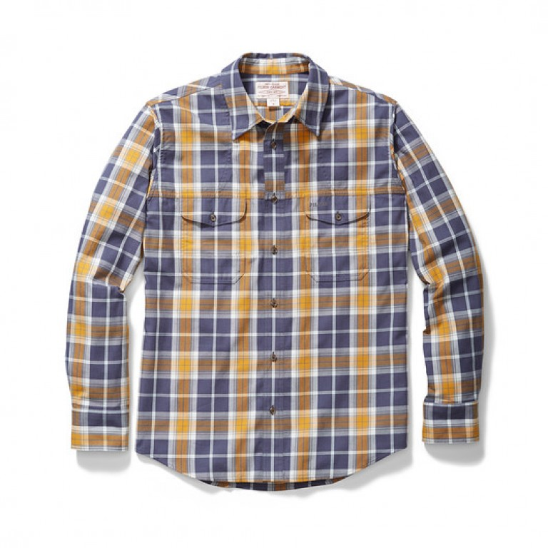 filson alaska fit hunting shirt