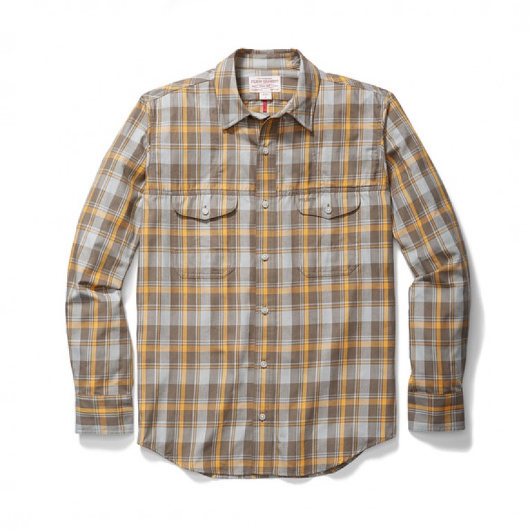 filson seattle fit hunting shirt