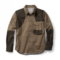filson left handed shooting shirt