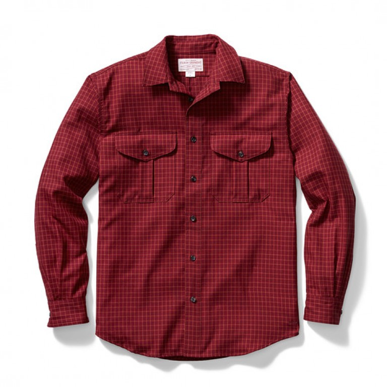 filson thane wool shirt