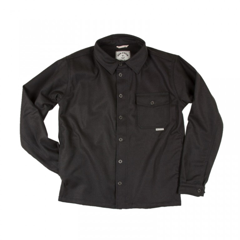 Iron and Resin - Casual Button-Down Shirts - Northwoods Shirt Slate