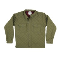Iron and Resin - Coats and Jackets - INR Refuge Jacket Olive