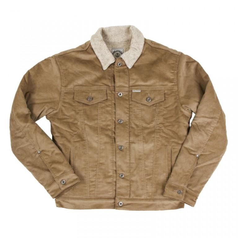 Iron and Resin - Coats and Jackets - Stockman Jacket Acorn