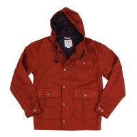 Iron and Resin - Coats and Jackets - Vangaurd Jacket Rust