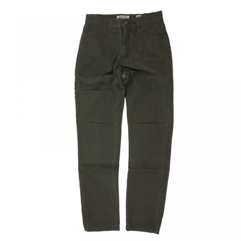 Iron and Resin - Pants - Union Work Pant Olive