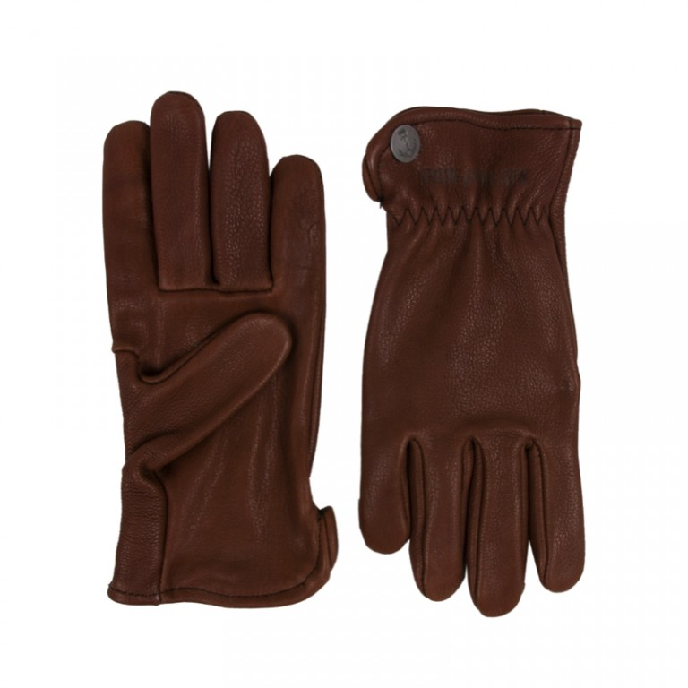 Iron and Resin - Scarves, Hats and Gloves - Buffalo Robber Glove Saddle