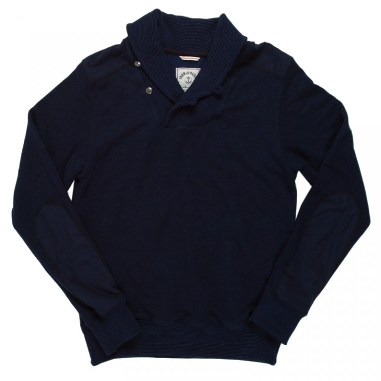 Iron and Resin - Sweaters - Commando Sweater Navy