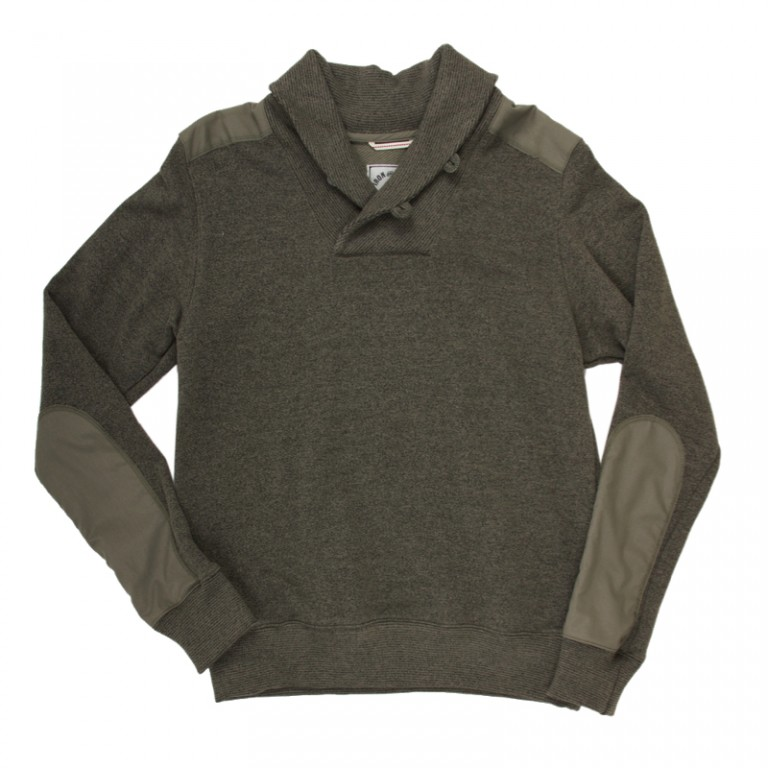 Iron and Resin - Sweaters - Commando Sweater Sage