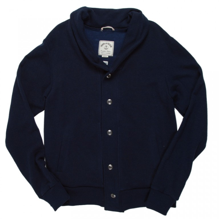 Iron and Resin - Sweaters - Fletcher Cardigan Denim